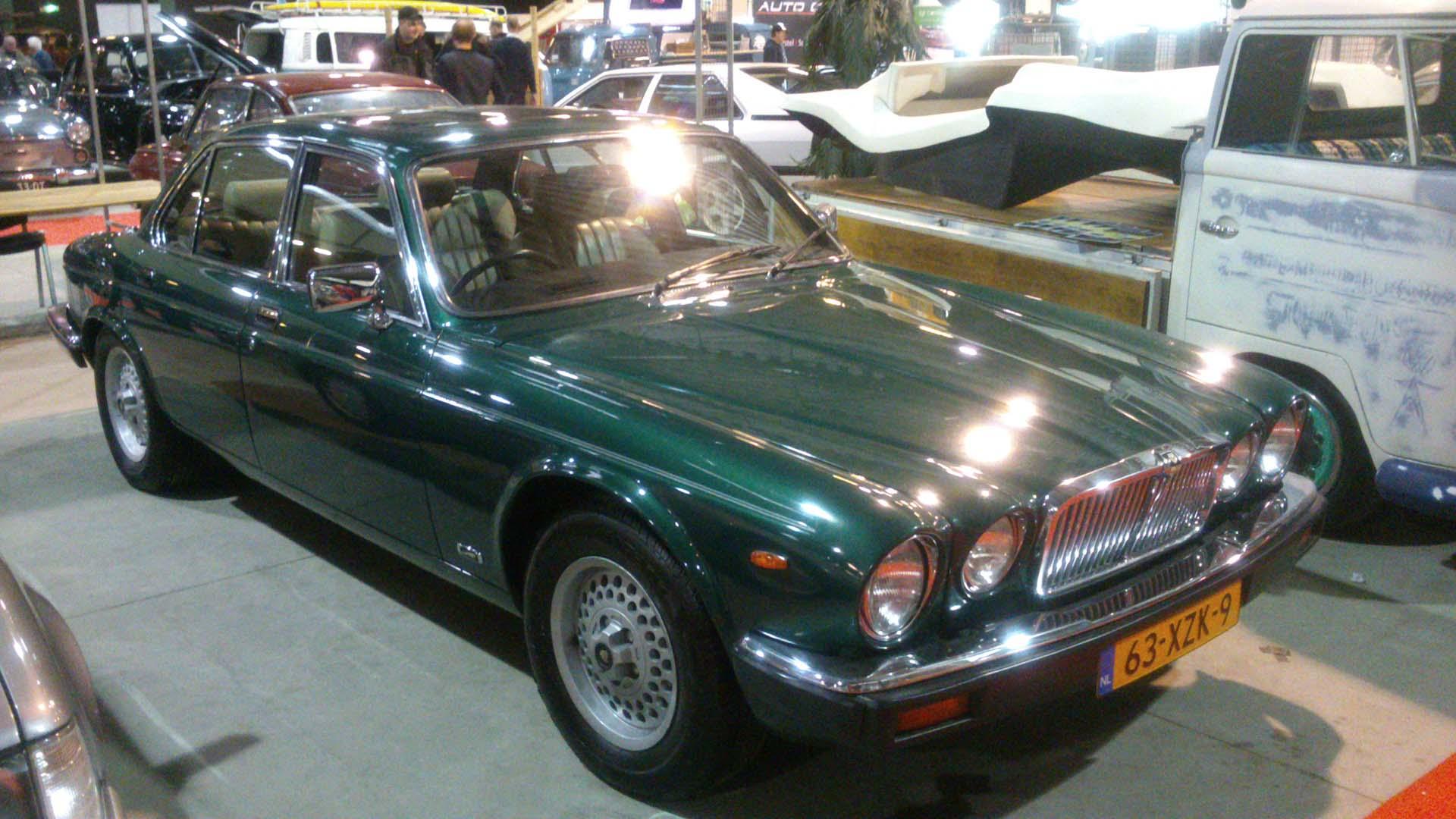 British Classics Jaguar racing green 1